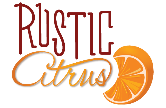 Rustic Citrus color logo